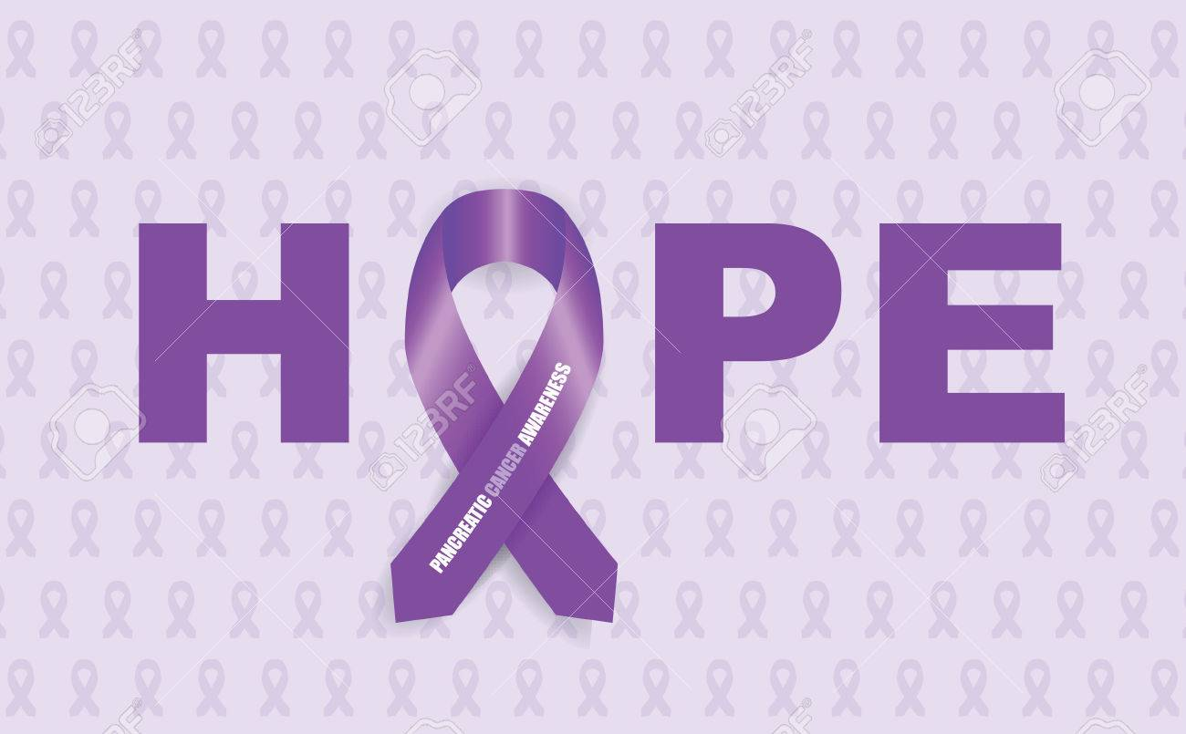 Pancreatic Cancer Ribbon Images & Stock Pictures. Royalty Free ...