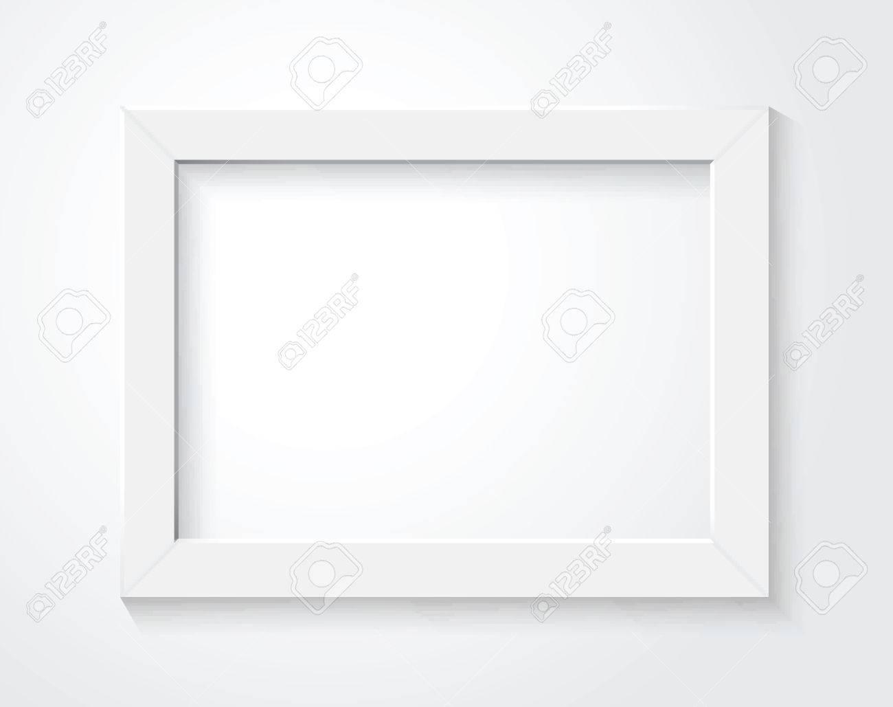 white frame - 36906786