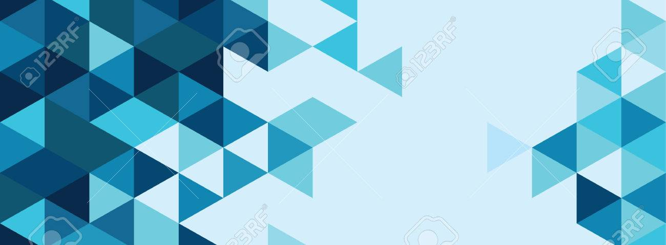 abstract colourful triangle background - 38912648