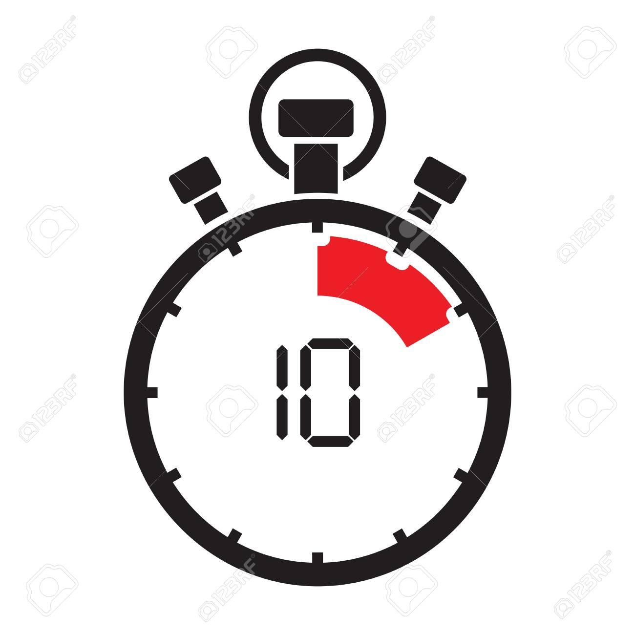 ten minute stop watch countdown - 73778218