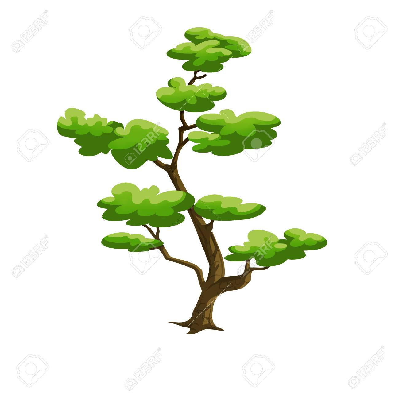 Trees For Cartoon Stock Photo Picture And Royalty Free Image Image 46202017 Cartoon tree with branches black and white. trees for cartoon