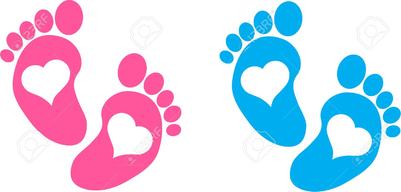 baby feet royalty free cliparts vectors and stock illustration image 40463453 baby feet