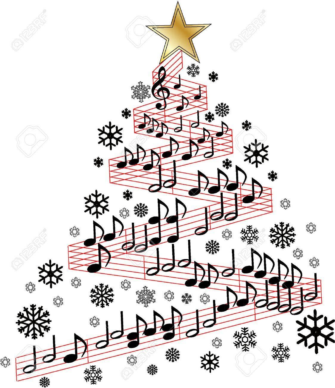 Free Christmas Music.Christmas Music Tree