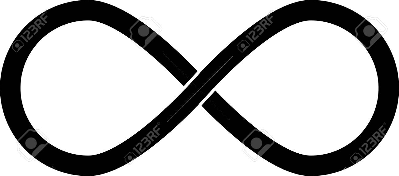 Infinity Symbol Royalty Free Cliparts Vectors And Stock