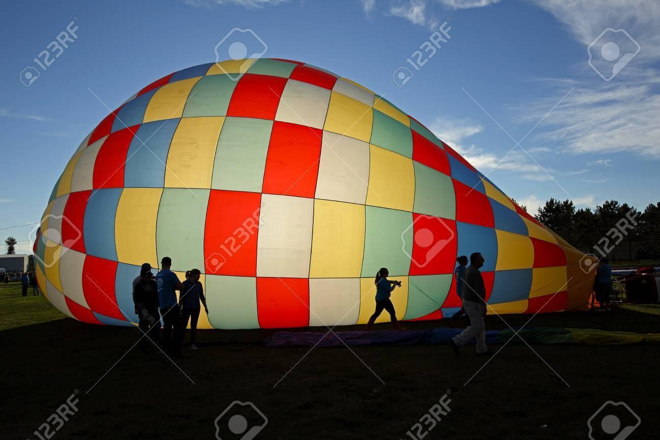 montgolfiere a sussex