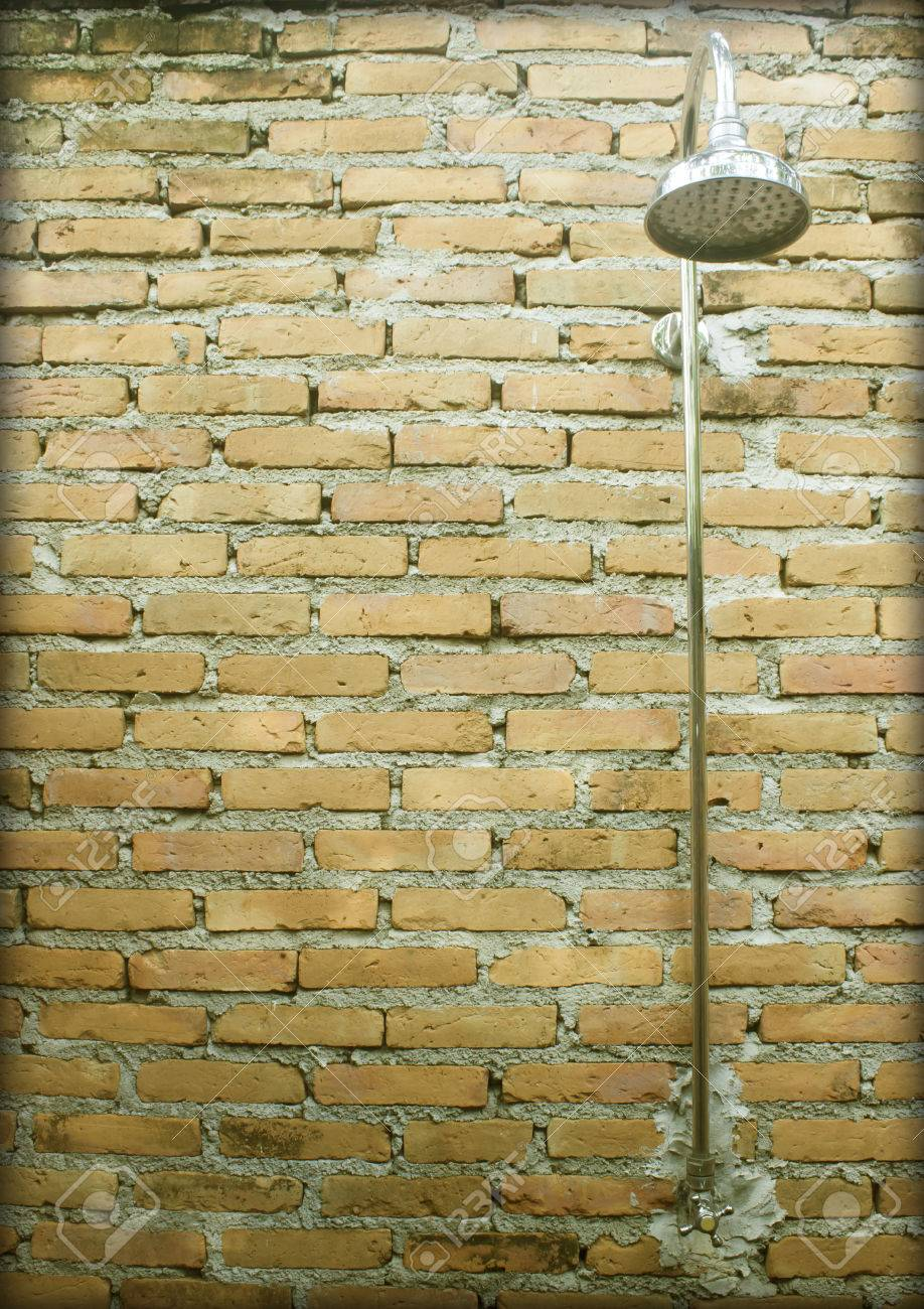 Fancy Decorative Brick Wall Composition - Wall Art Collections ...