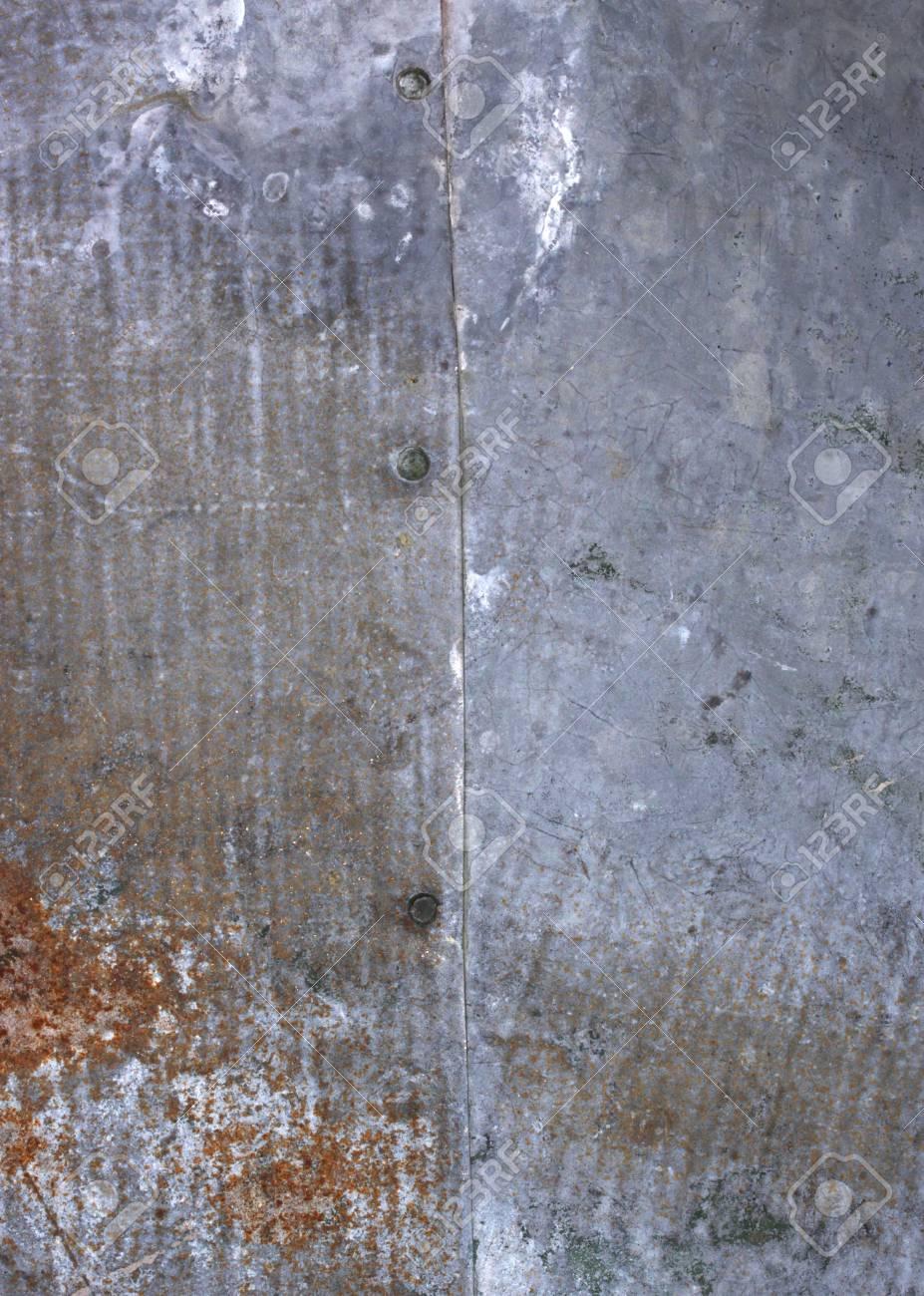 Close up of Textured  metal Stock Photo - 7306418