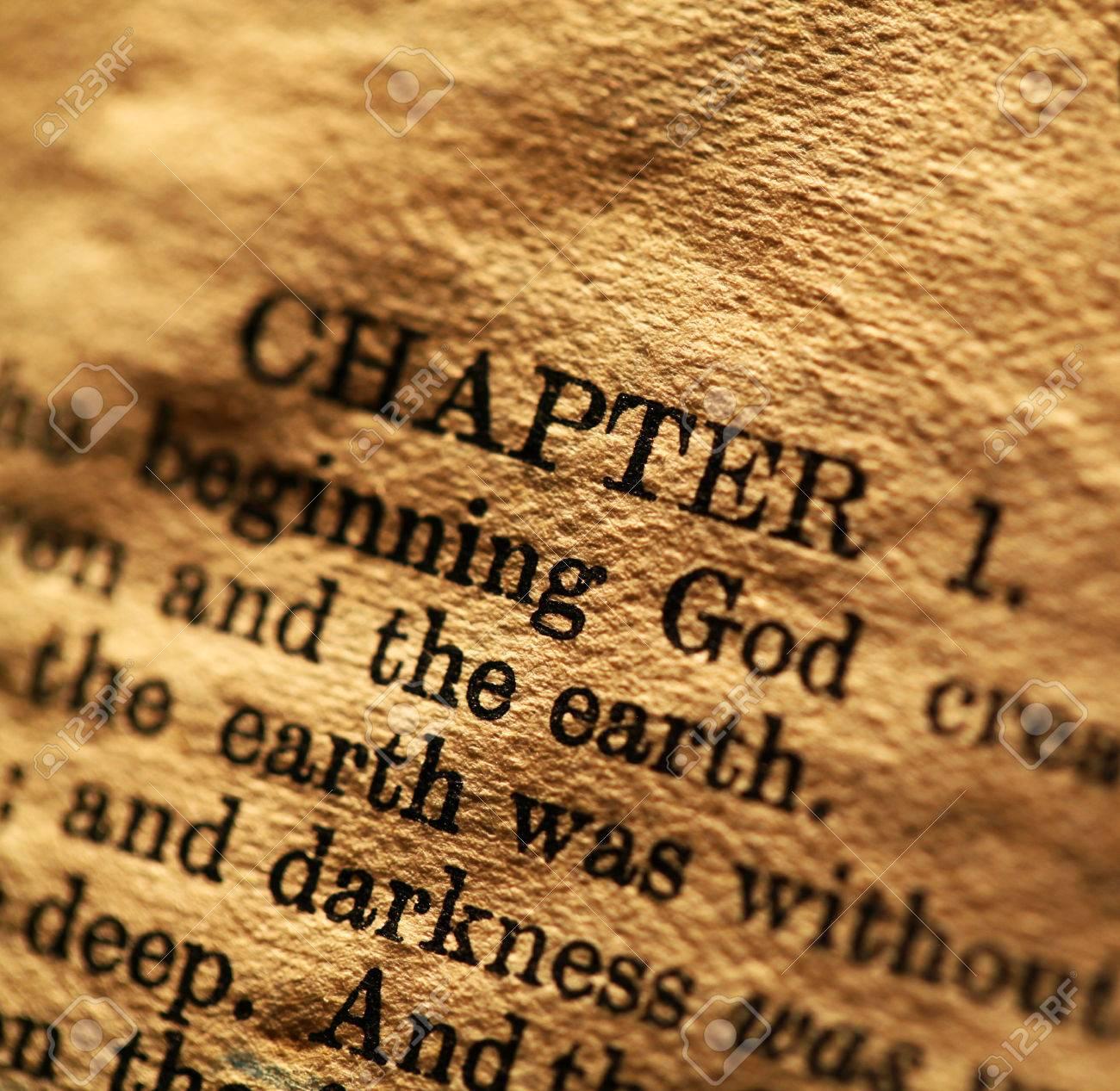 Close up of Holy bible - 25611210