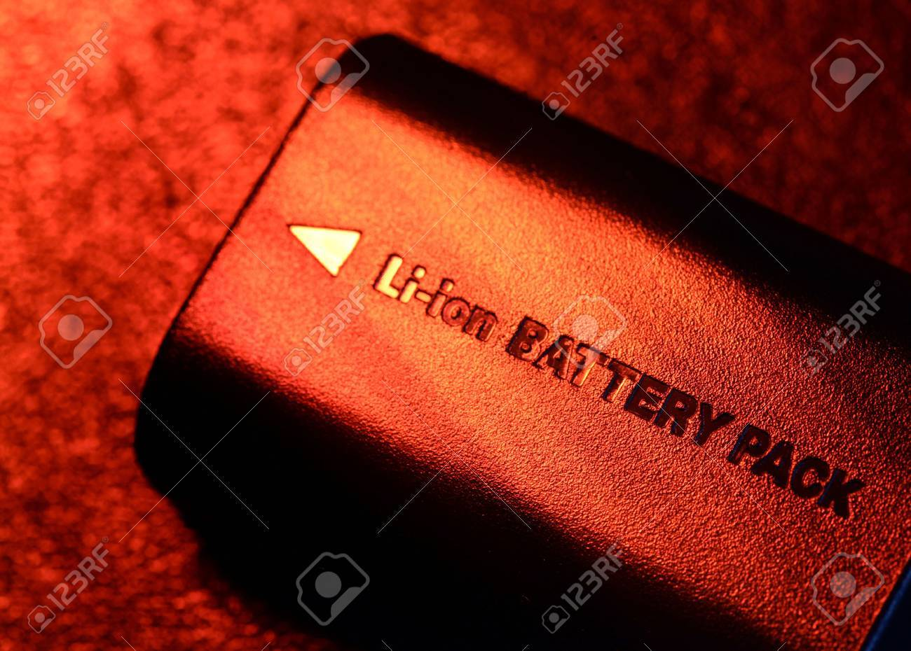 Close up of a battery pack - 32925174