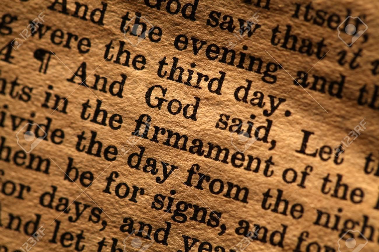 Close up of Holy bible - 32888821