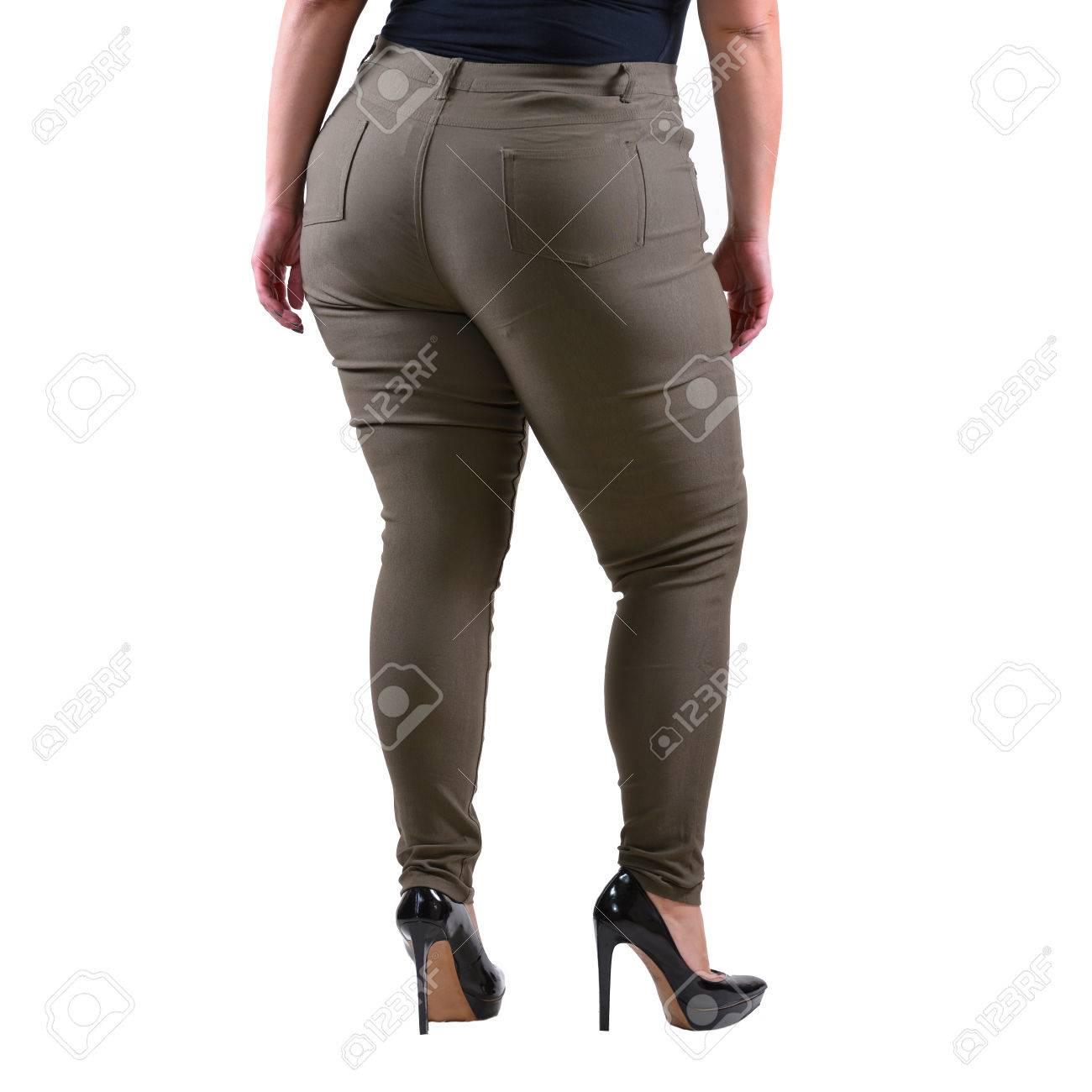 Plus Size Model Wear XXL Grey Female