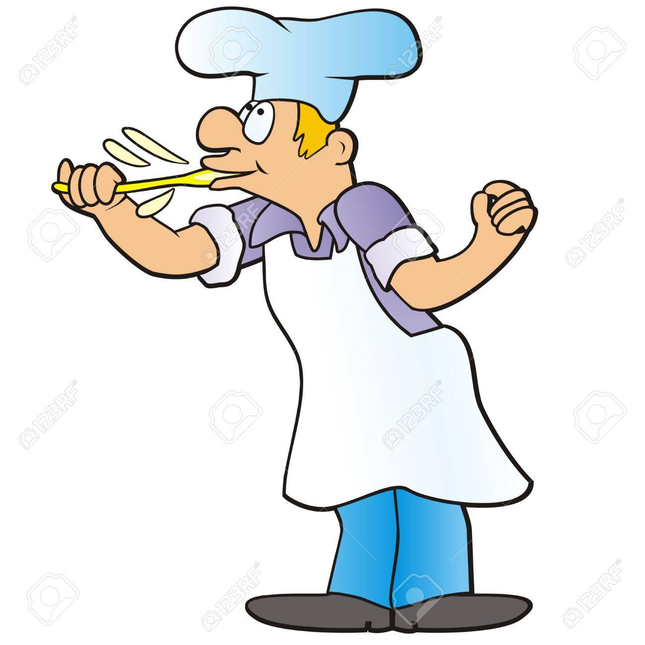cook - man Stock Vector - 21956670
