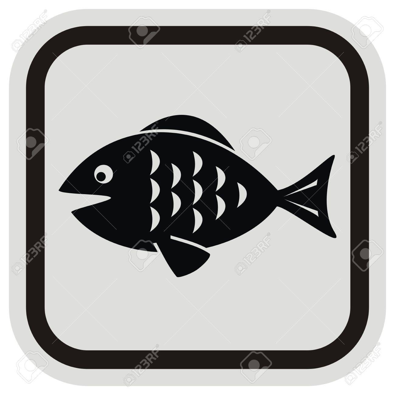 Fish, Frame Royalty Free Cliparts, Vectors, And Stock Illustration ...