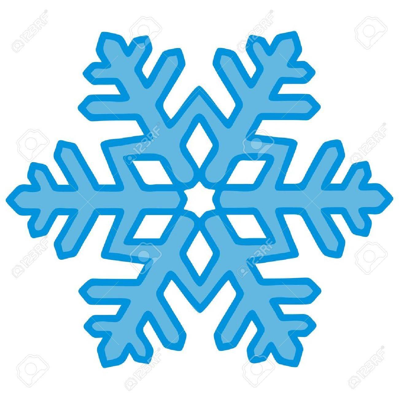snowflake black contour royalty free cliparts vectors and stock rh 123rf com white snowflake vector art snowflake vector line art