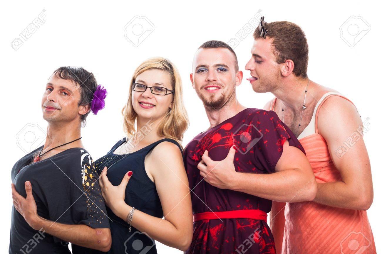 Три мужчины и одна женщина, пушок ануса порно фото