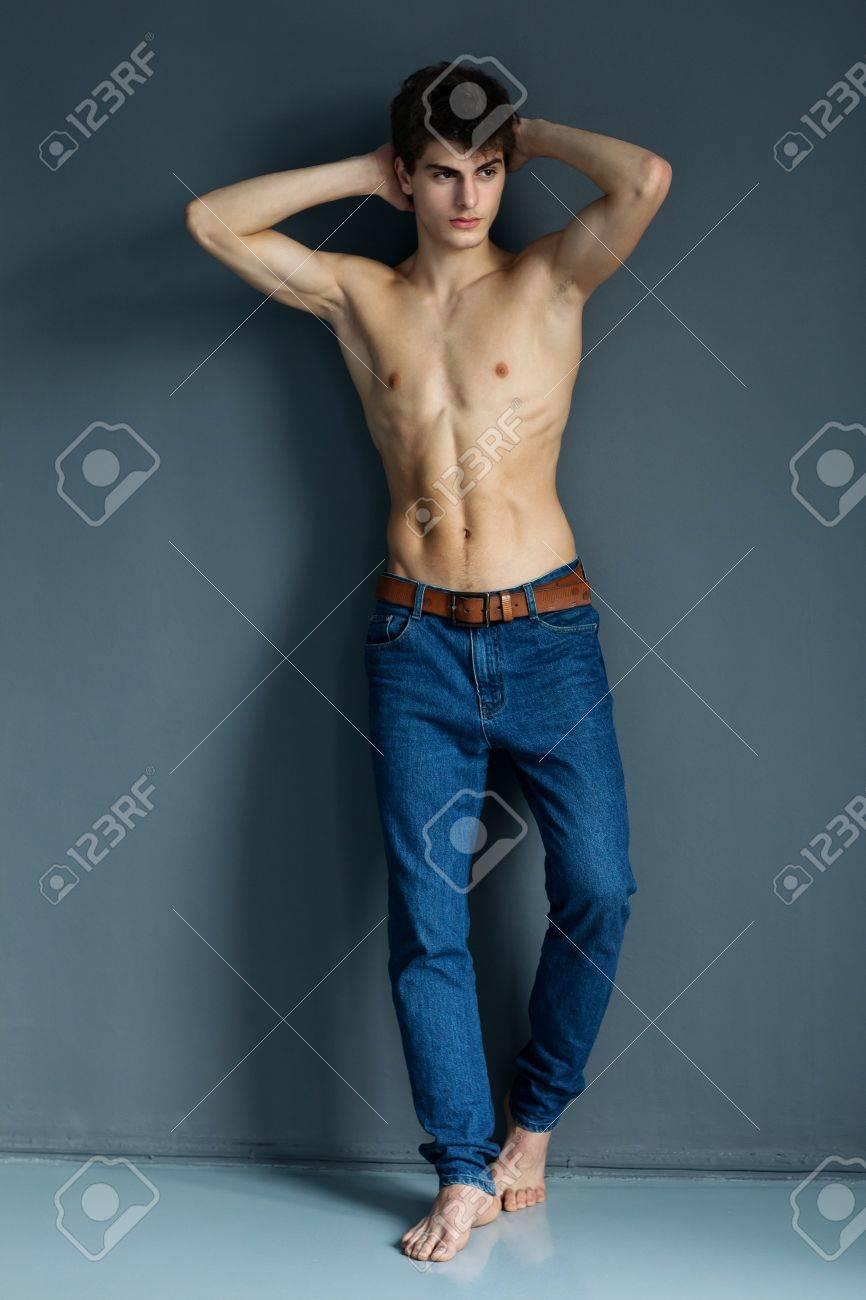Naked nice skinny ass