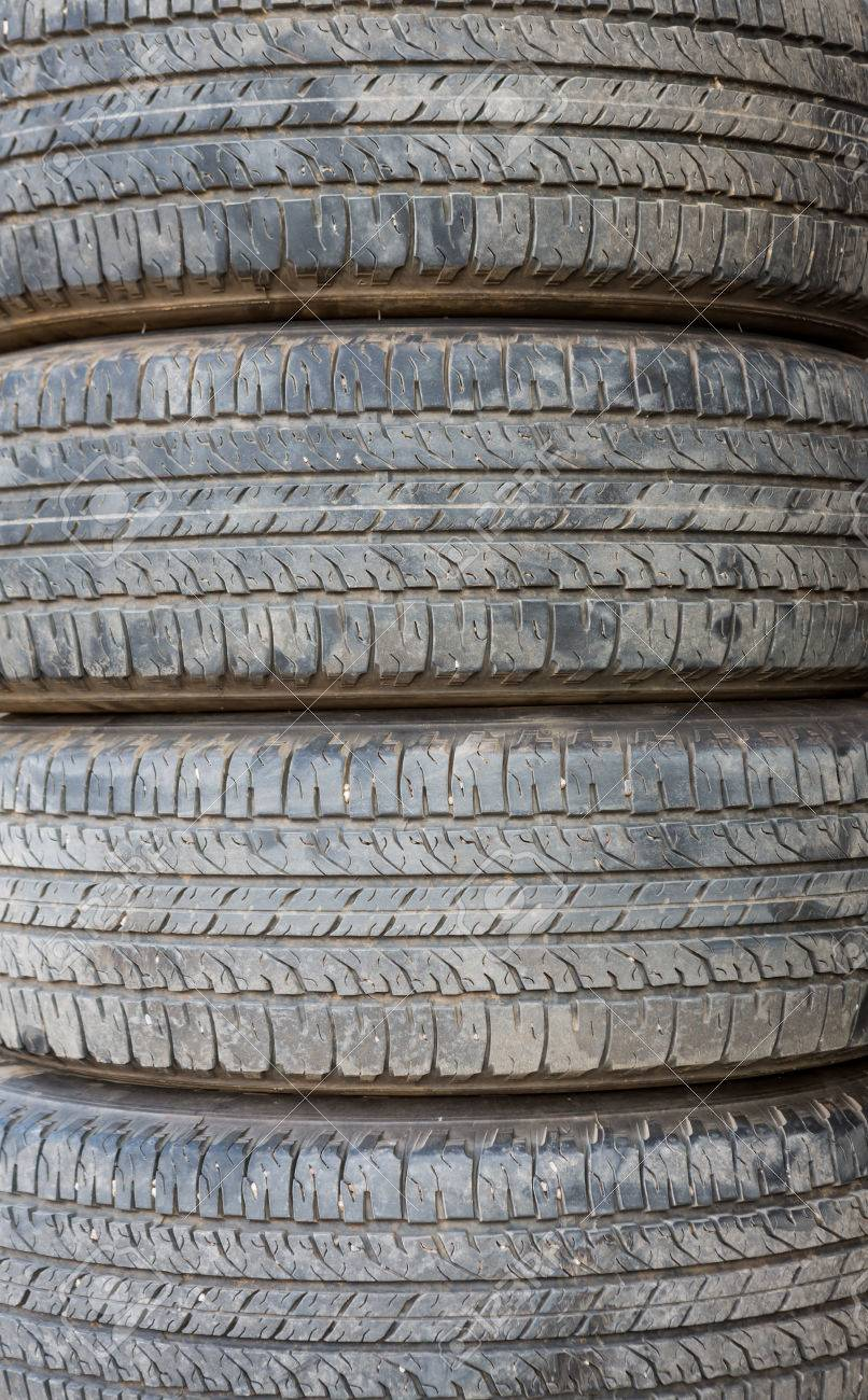Old tire Stock Photo - 26069036