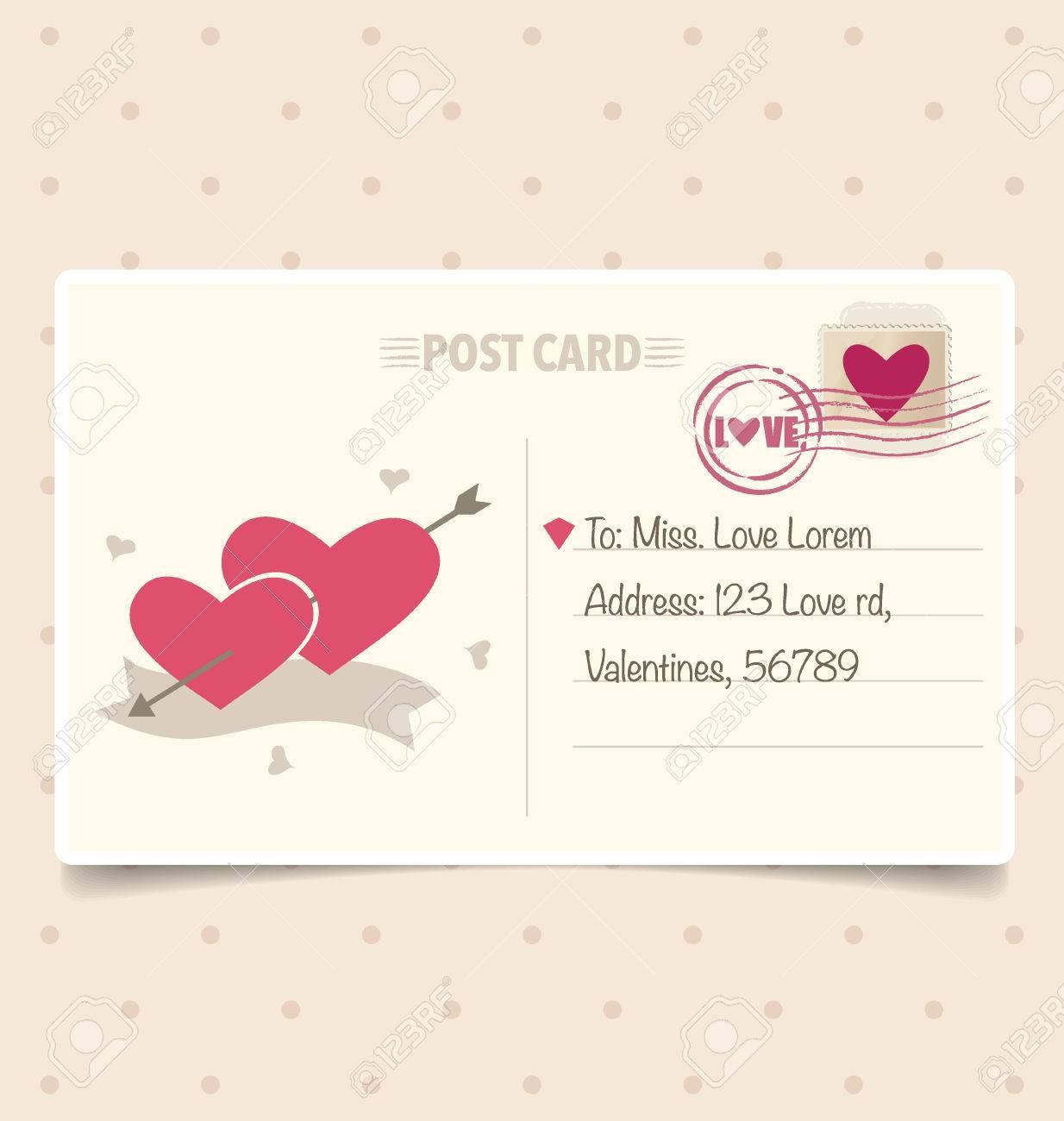 fondo y el franqueo postal de la vendimia sellos para el diseo de tarjetas de