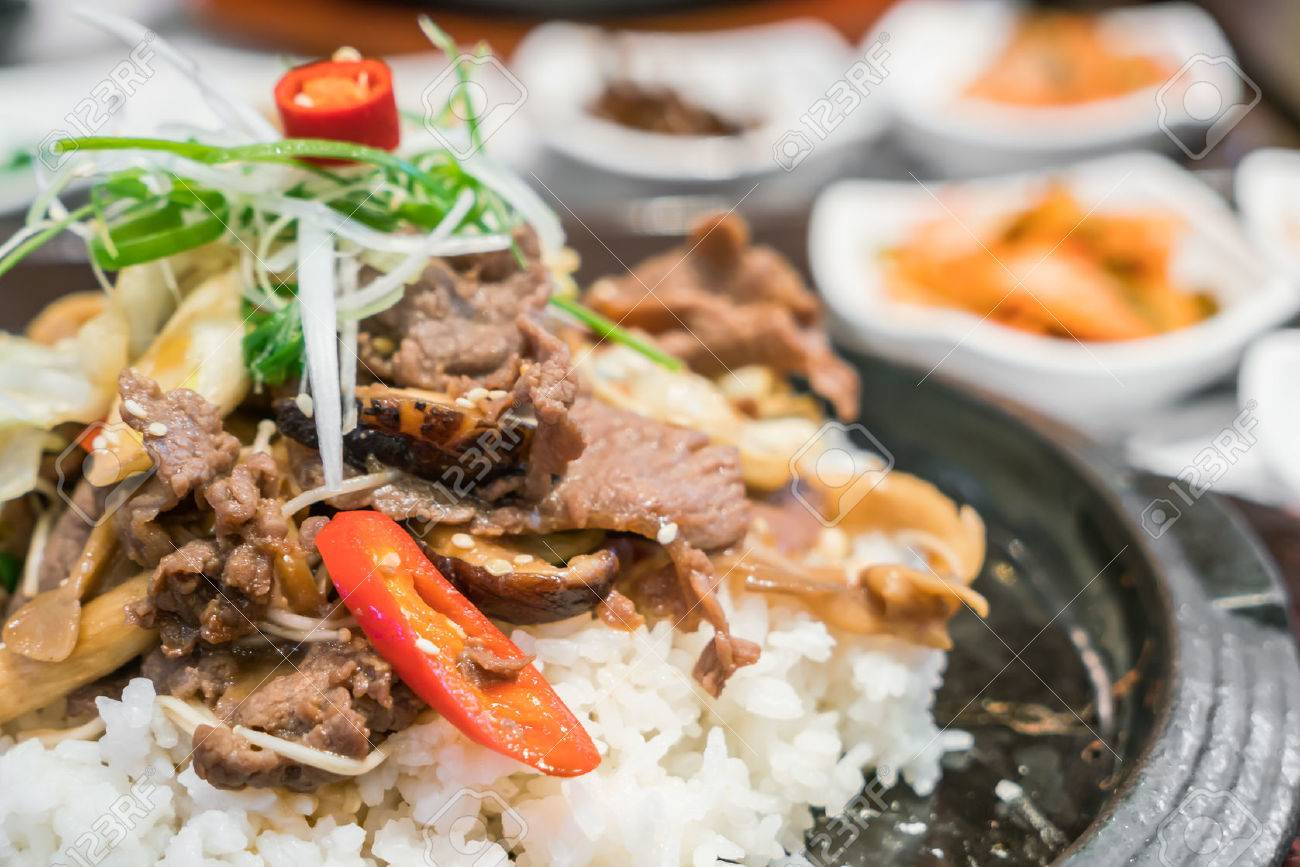 Korean traditional food - 57719596