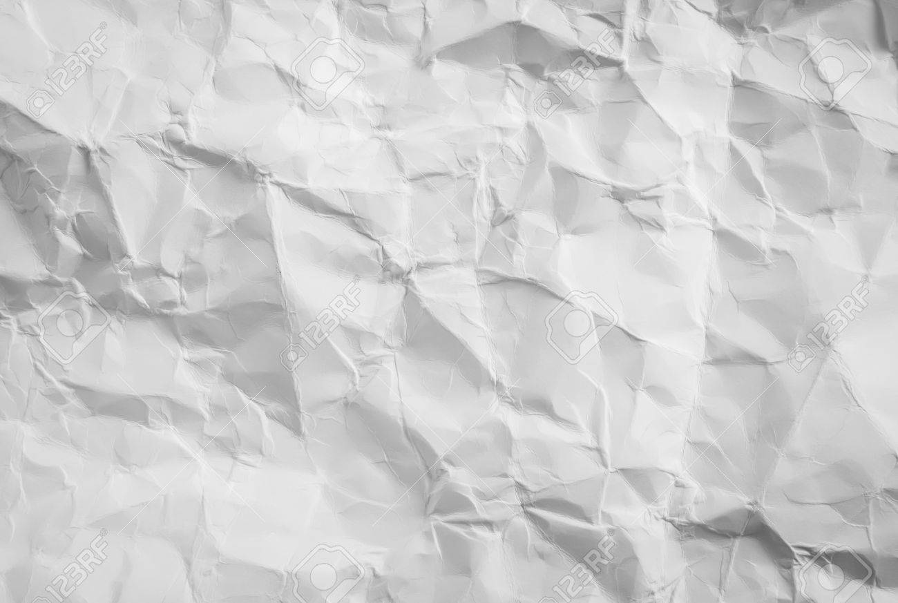 wrinkled paper texture background stock photo, picture and royalty