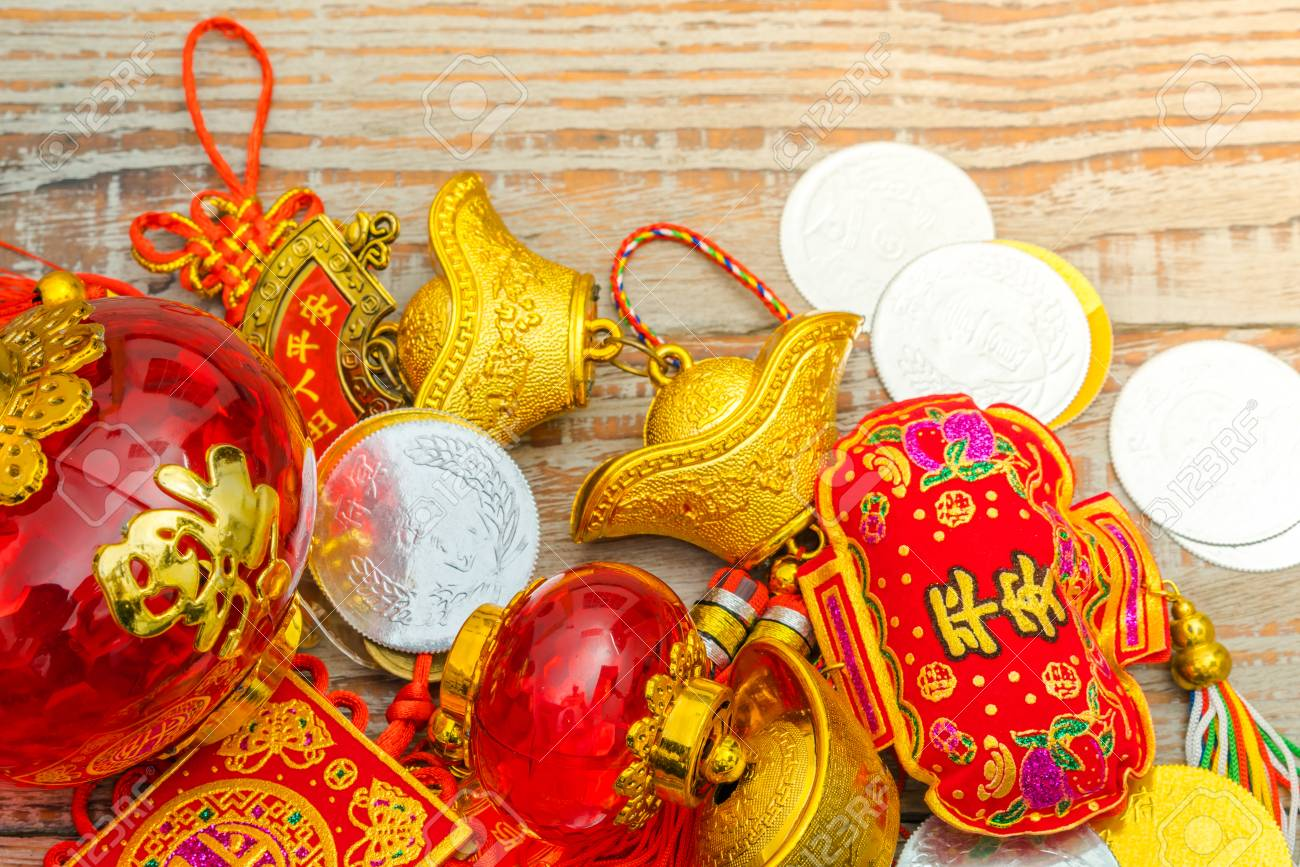 Enchanting Chinese New Year Wall Decoration Ensign - All About ...