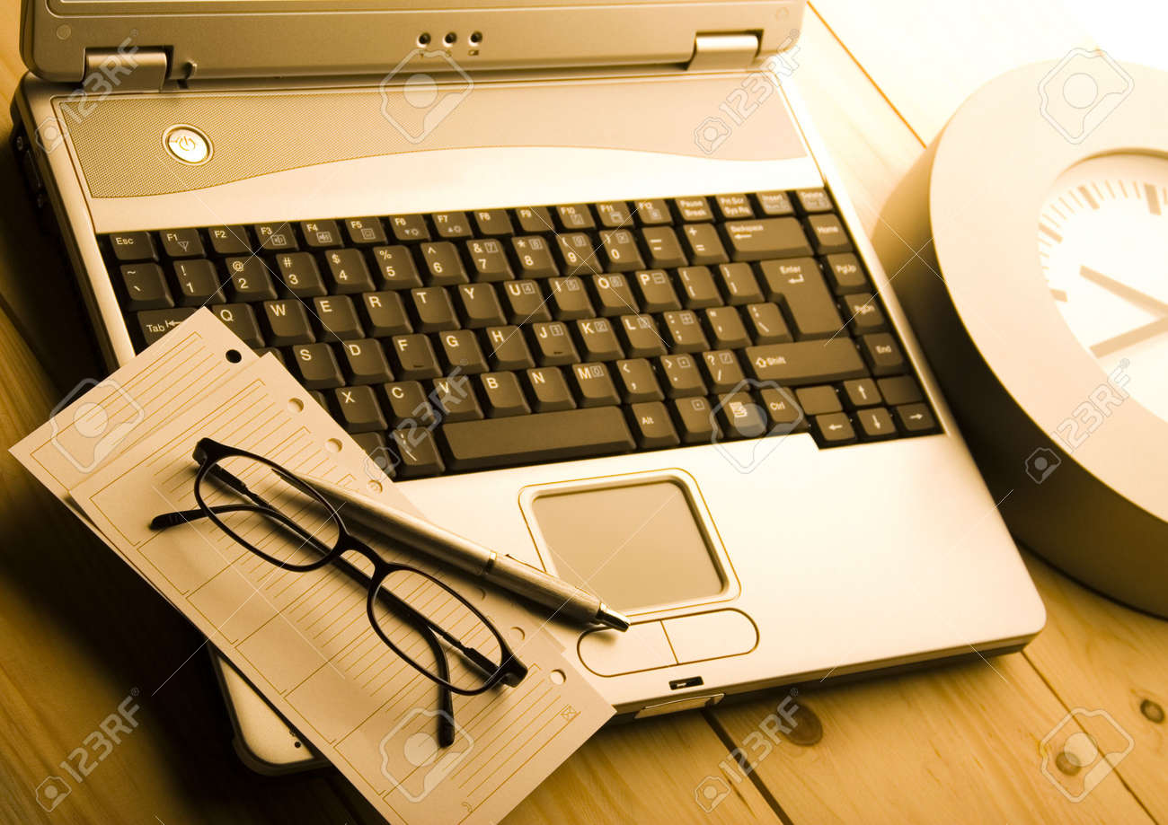 Laptop Stock Photo - 803630