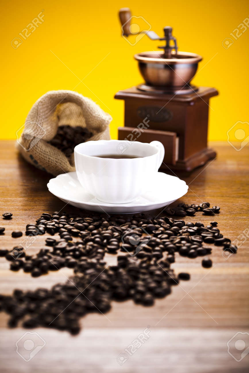 Caffe gringer Stock Photo - 8563398