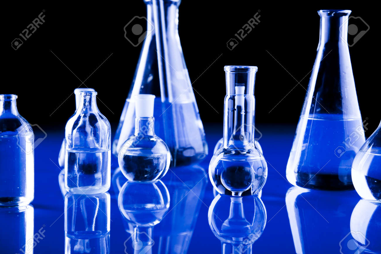 Research and experiments Stock Photo - 8564460
