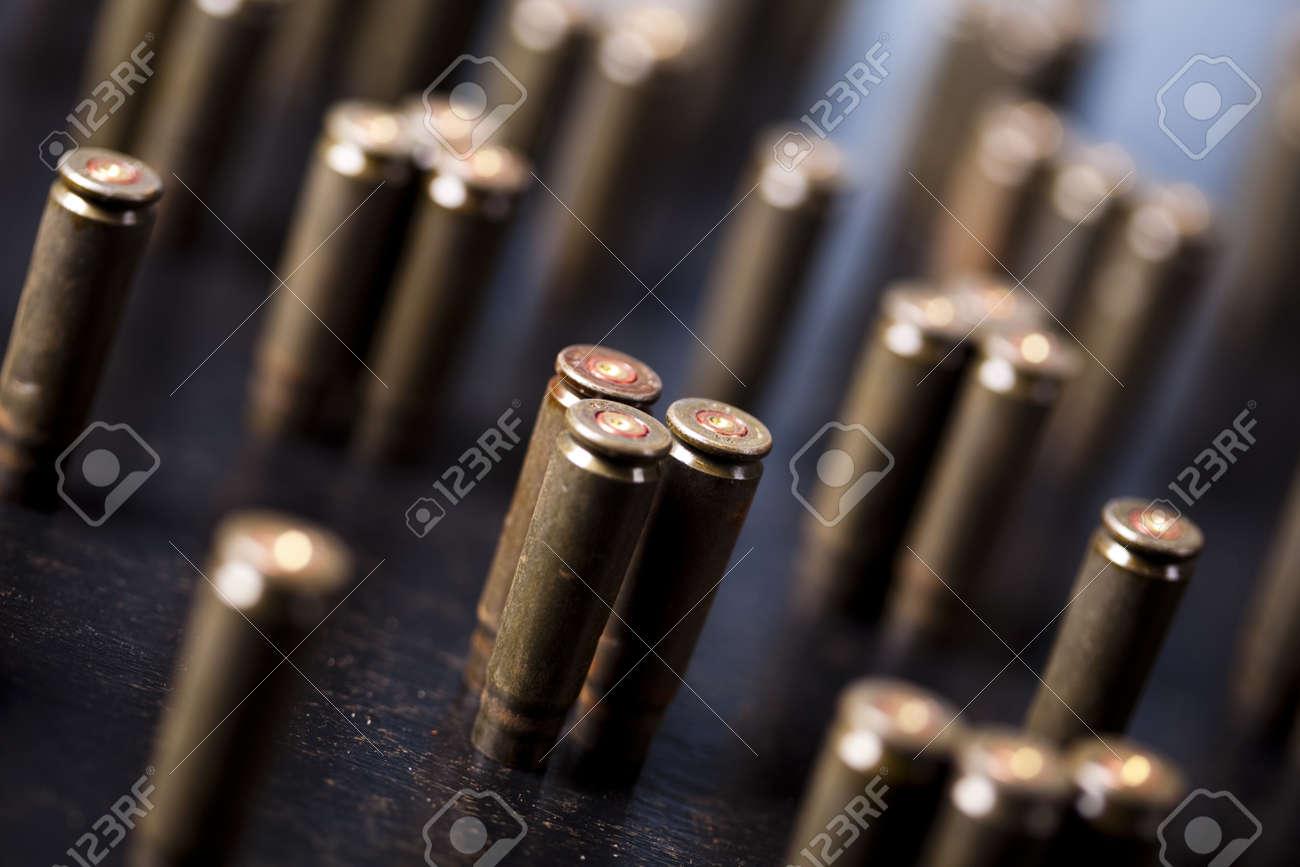 Ammunition Stock Photo - 10847984