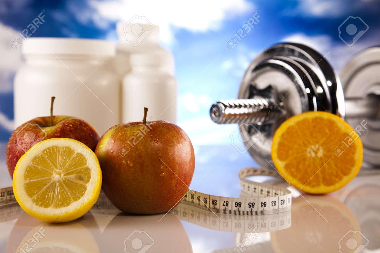 Fitness Food Stock Photo - 12141022