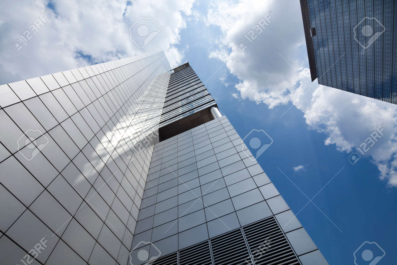 Business building center - 35099633