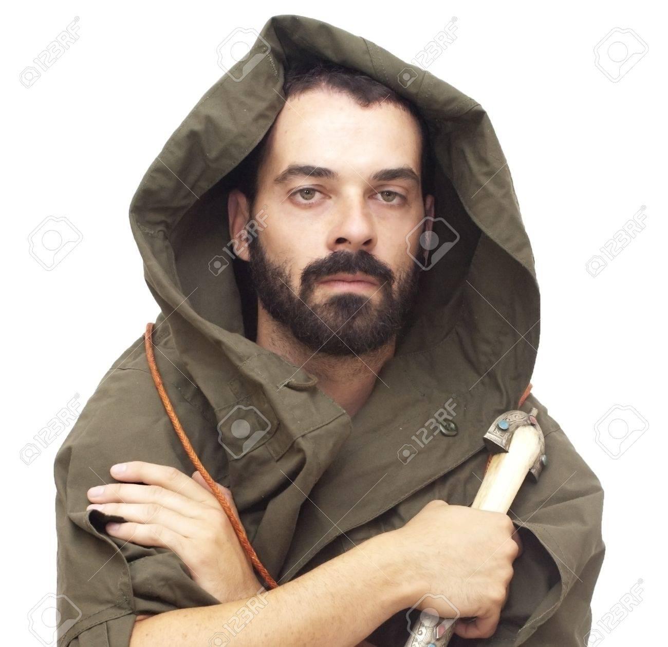 Hairy arab guy