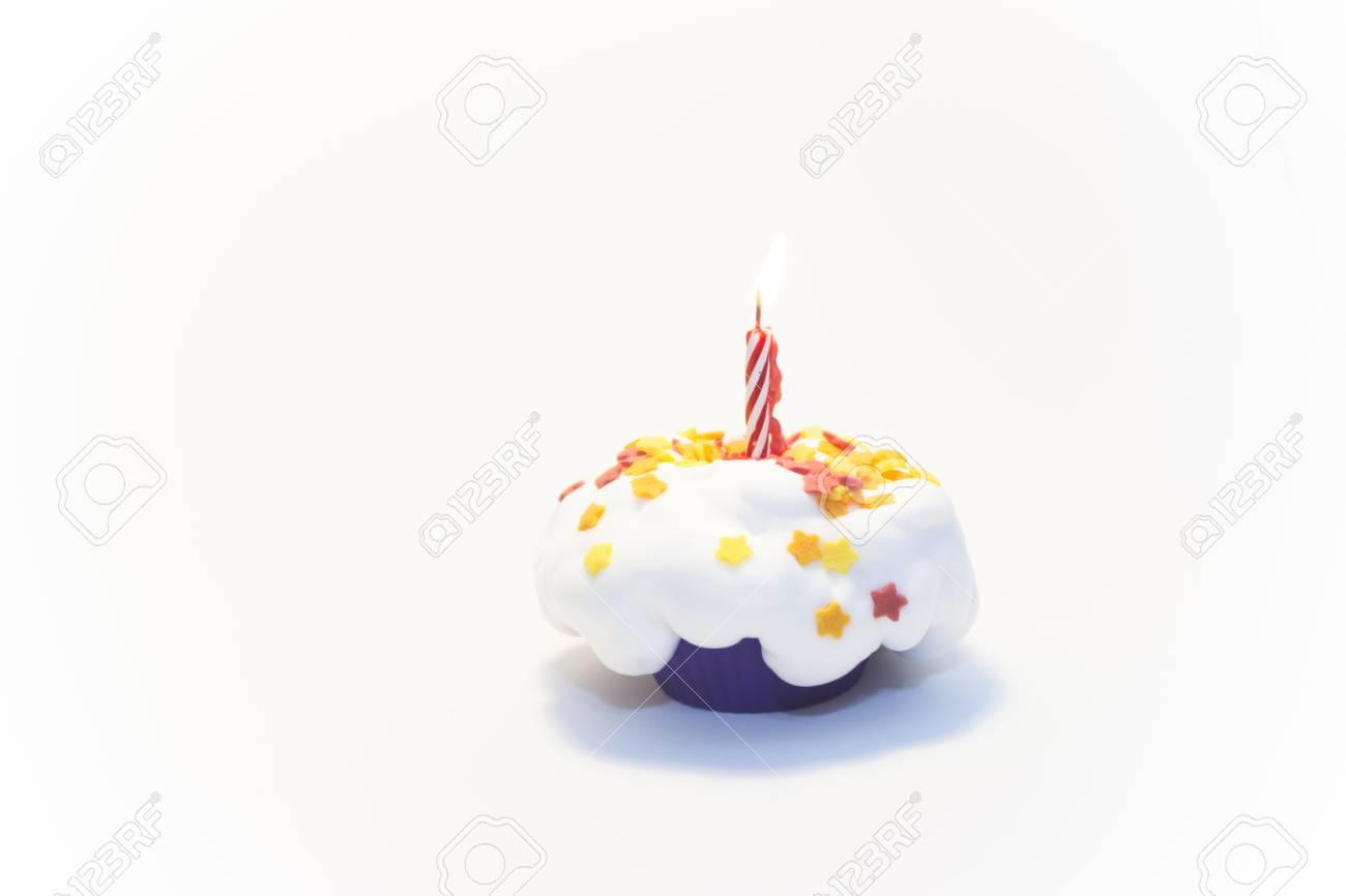 Gateau De Fete De Noel.Anniversaire De Petit Gâteau Ou Fête De Noël