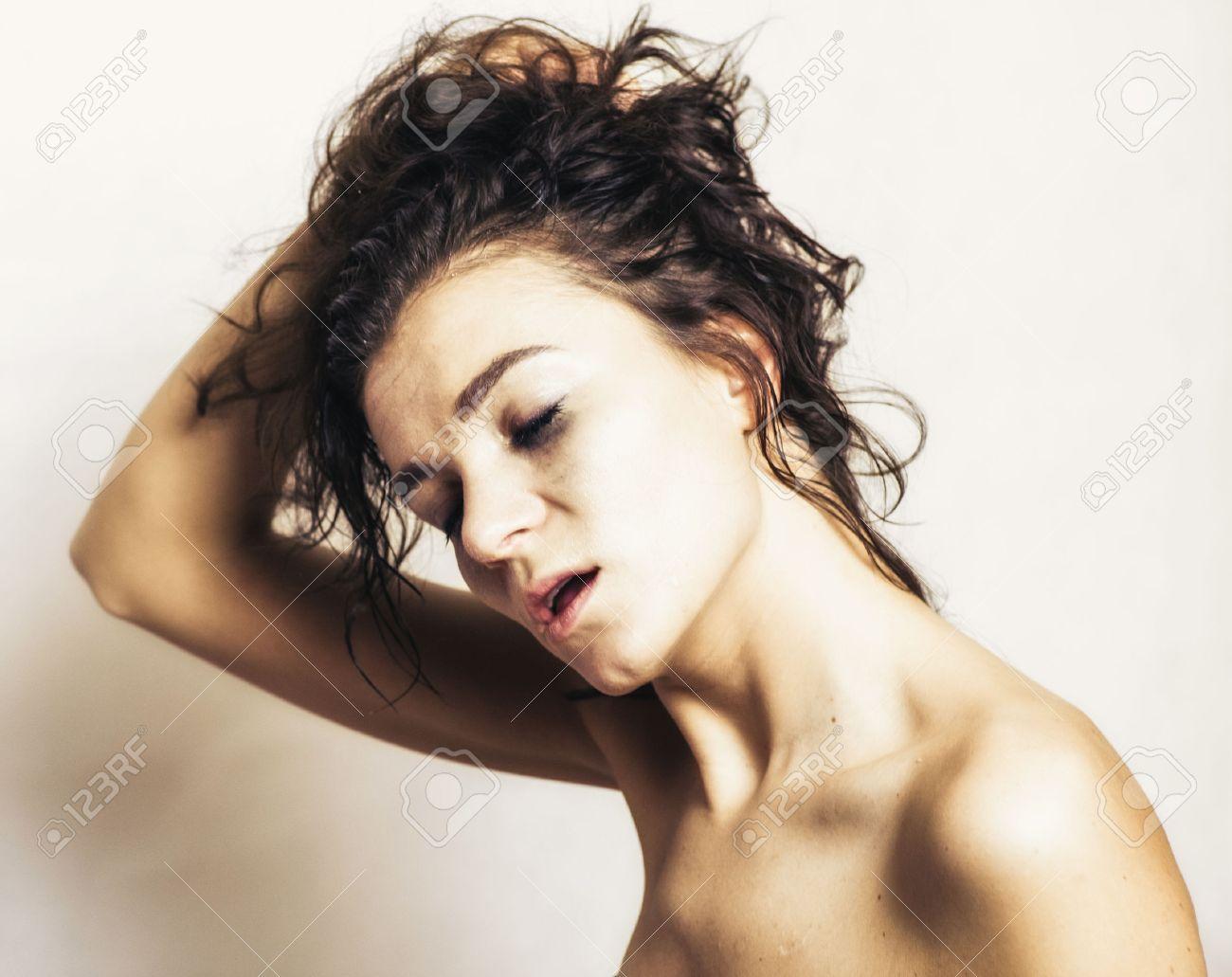 Gesichter des weiblichen Orgasmus