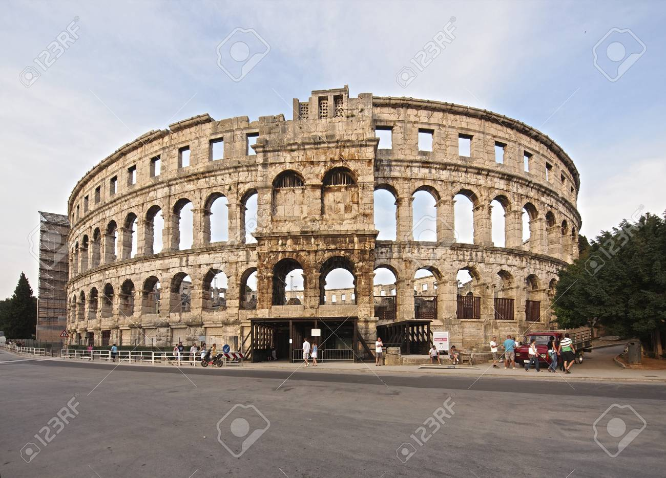 Pula Croatia Photos Stock Photo Pula Croatia