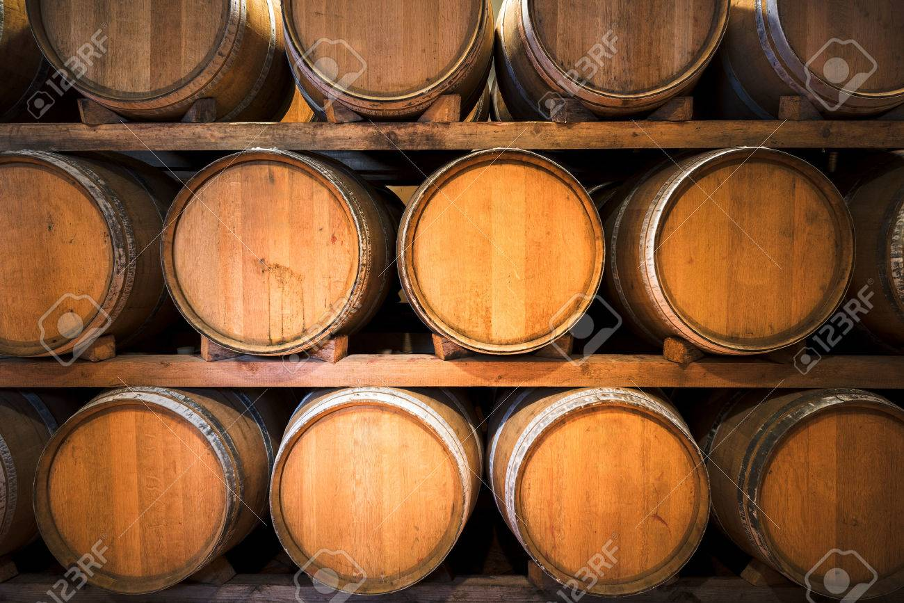 Barrels for wine - 42812463