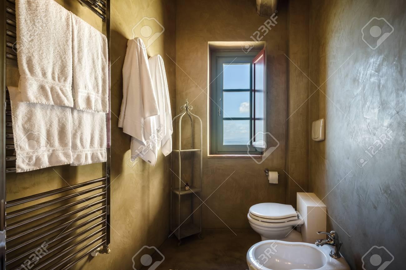 Inter design élégant dune maison de campagne banque dimages 58995468