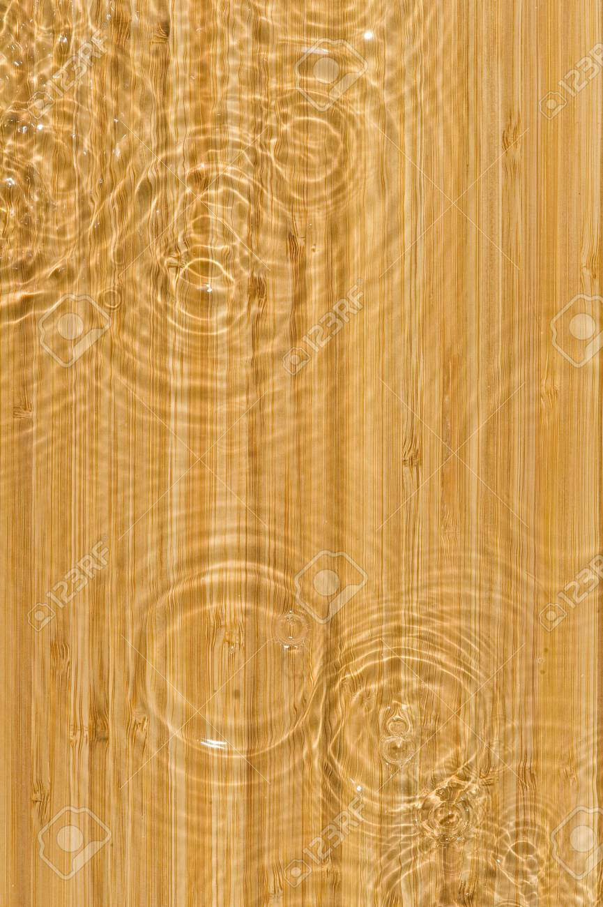 Texture wood .Background wood with splashing water Stock Photo - 11035015