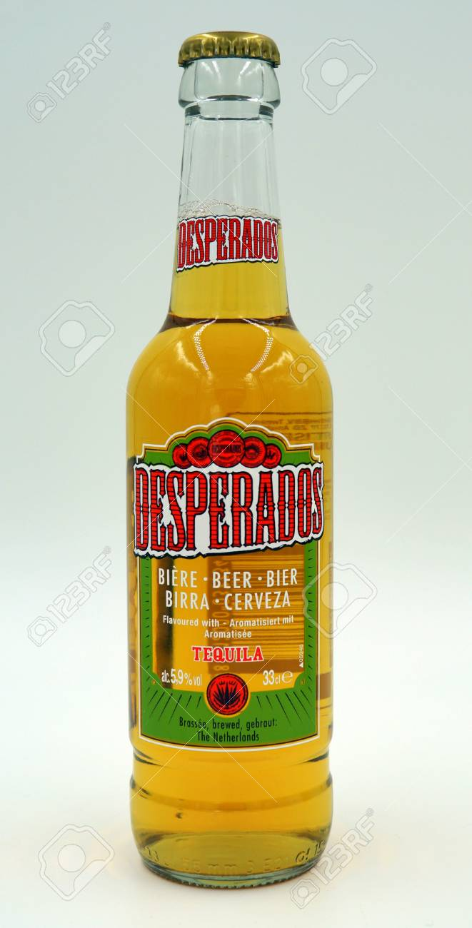 Bootle Or Desperado Tequila Flavored Beer Desperado Is A Radler Stock Photo Picture And Royalty Free Image Image 91488742