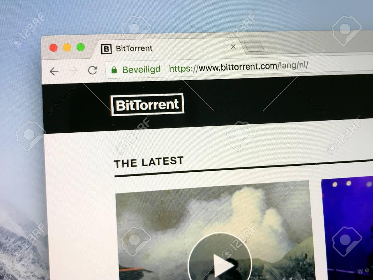 bittorrent official website