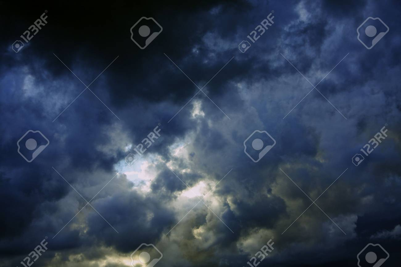 Storm clouds Stock Photo - 7505522