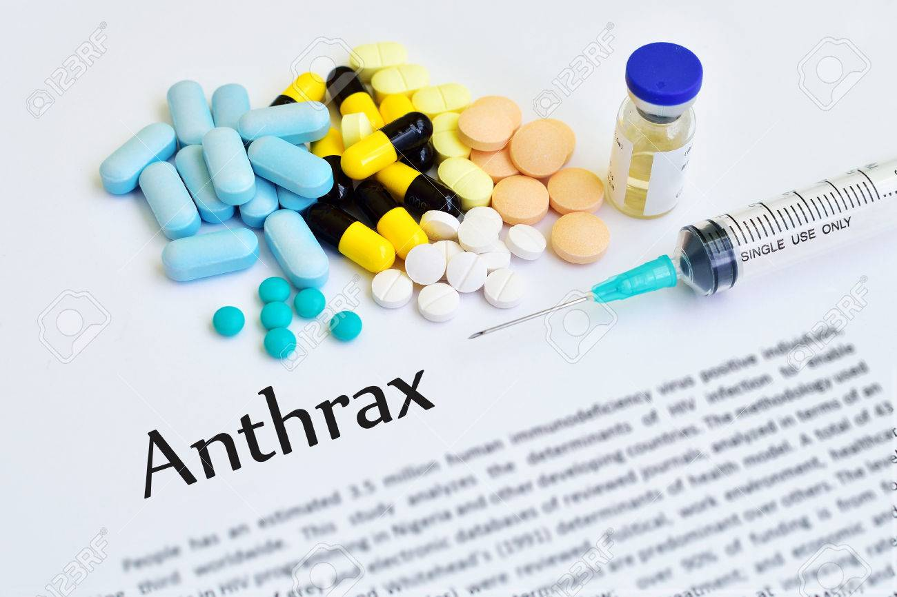 medicament antrax)