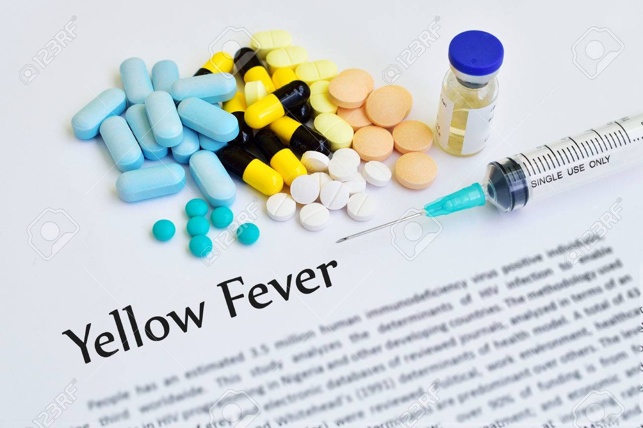 Yellow Fever Treatment