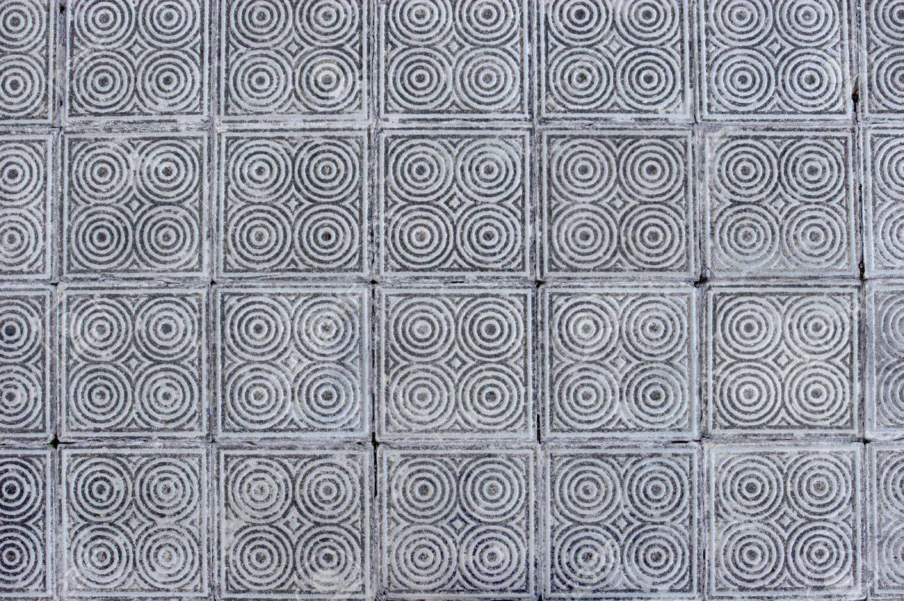 Pattern made by concrete tiles Stock Photo   306359. Pattern Made By Concrete Tiles Stock Photo  Picture And Royalty