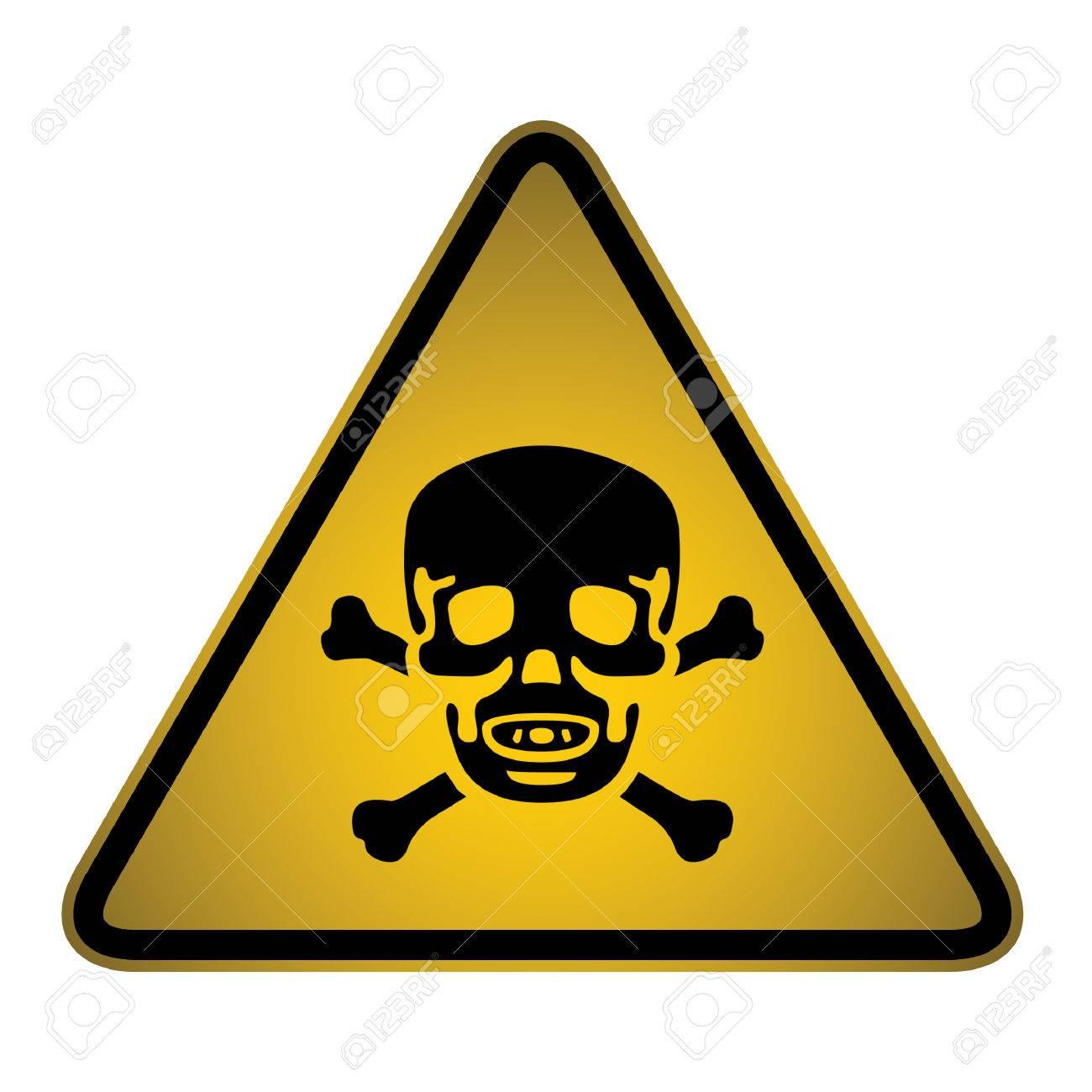 Hazard sign Stock Vector - 27158431
