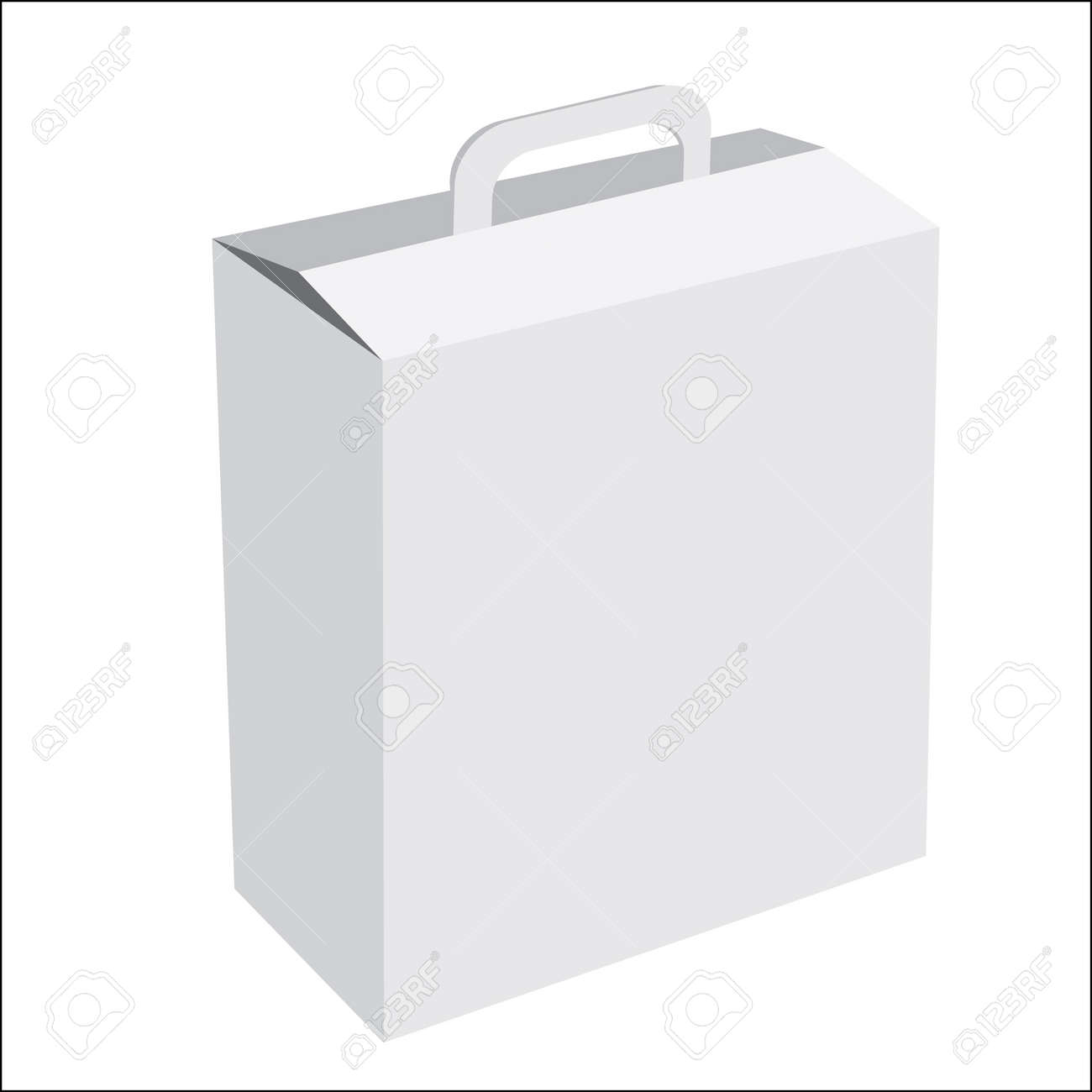 Carton Box Graphic - 156506680