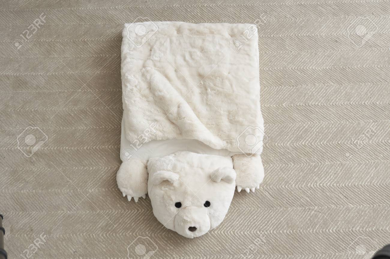 Stuffed Animal Blanket Baby Comforter Plush Bear Baby Blanket