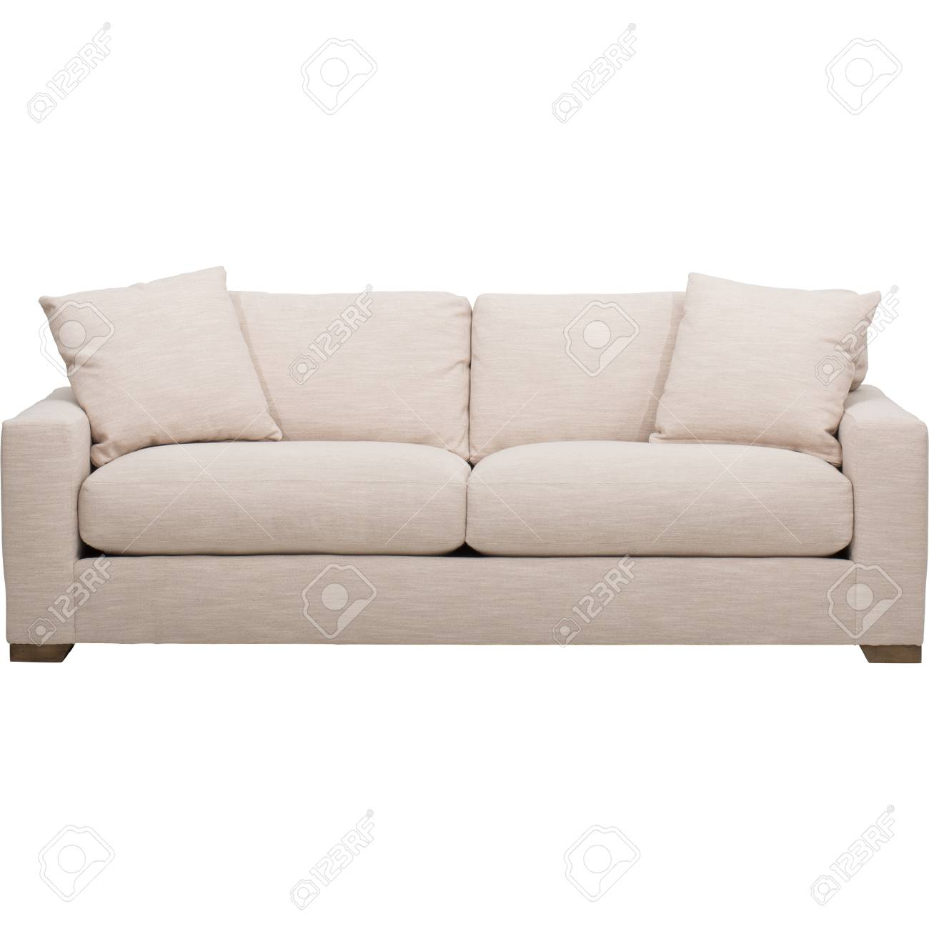 Southern Furniture Bradley Sofa Stock Photo Picture And Royalty