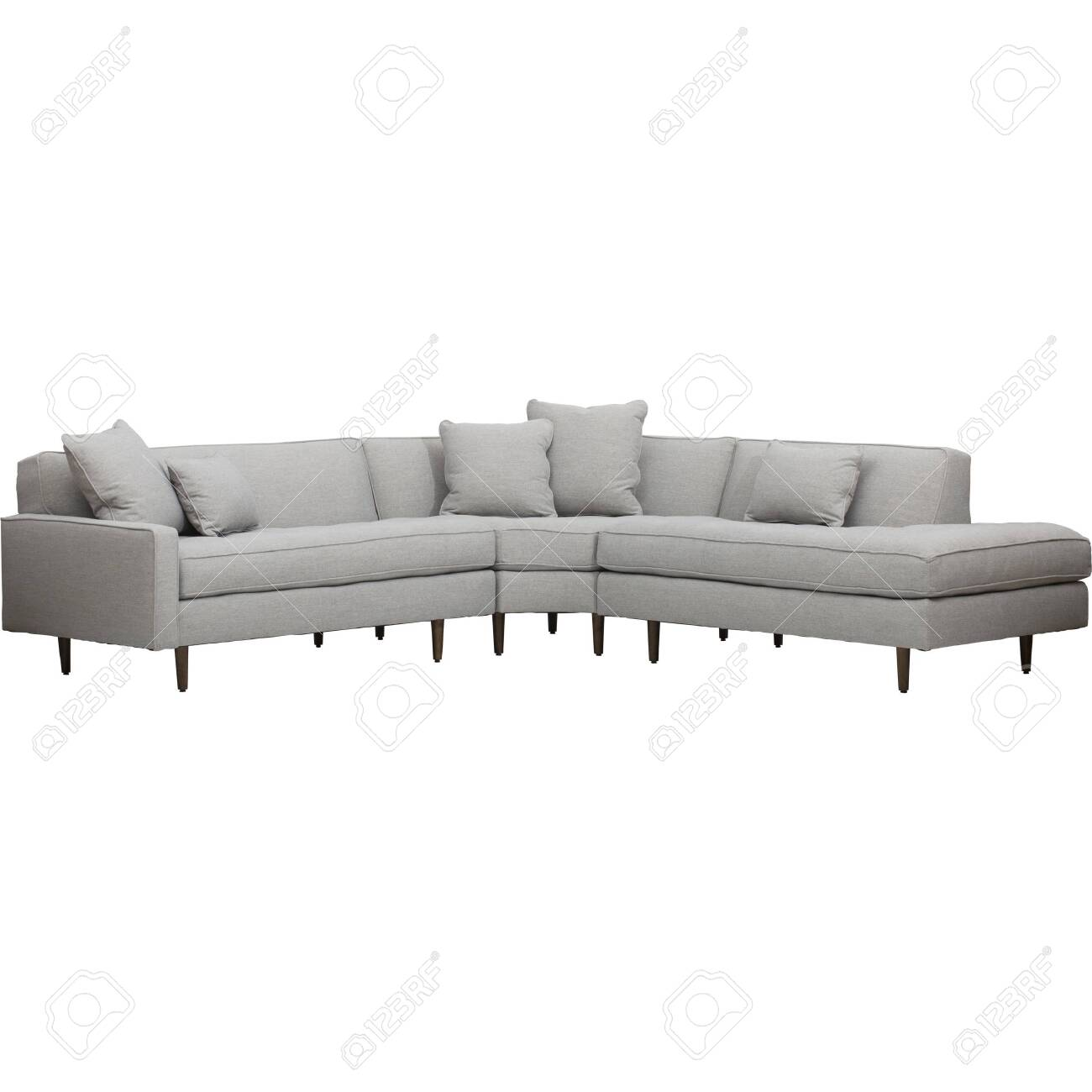 Picture of: Full Size Of Chair Stunning Sectional Couches With Recliners Stock Photo Picture And Royalty Free Image Image 135039859