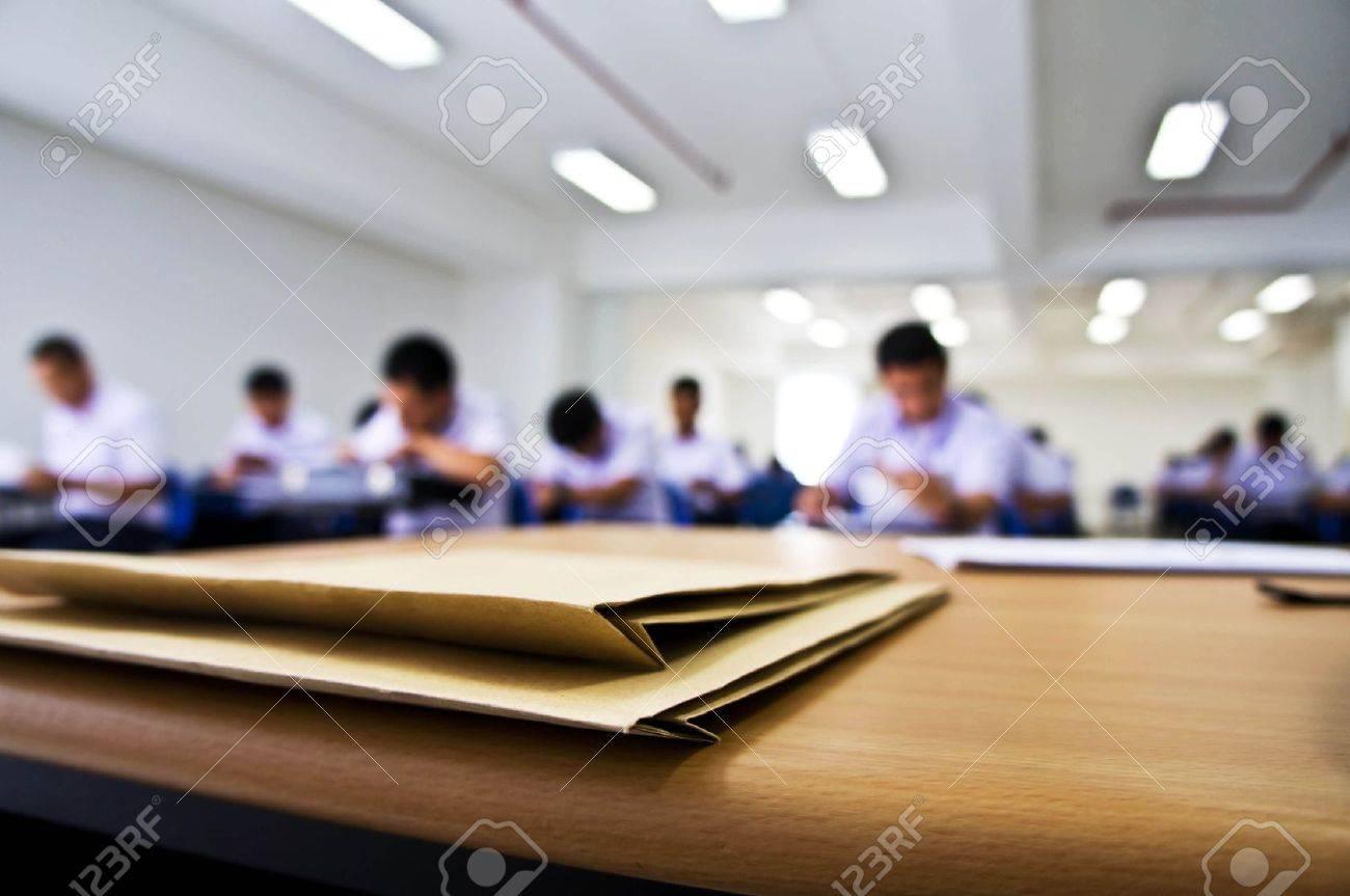 examination Stock Photo - 13524154